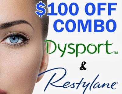 Dysport & Restylane